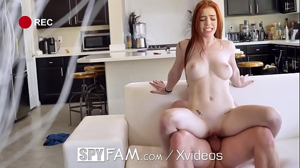 Xxx video busty hot redhead riding on cock