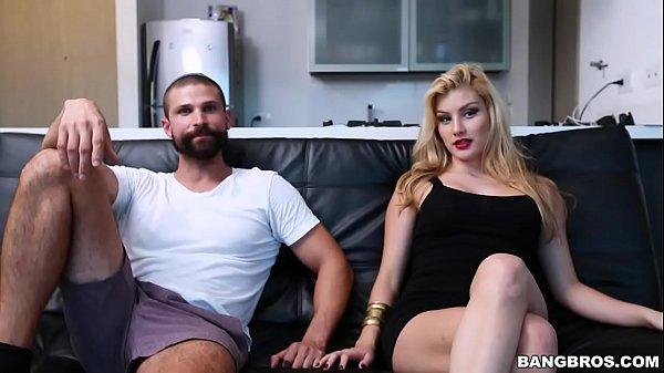 BANGBROS – Blonde Colombian Teen Valentina Bolivar Has Big Tits & Big Ass