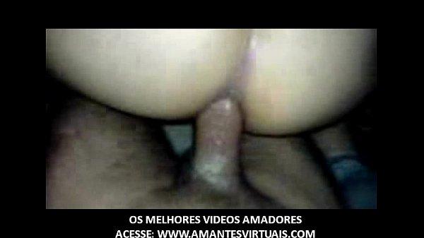 Video Caseiro, sexo anal com namorado